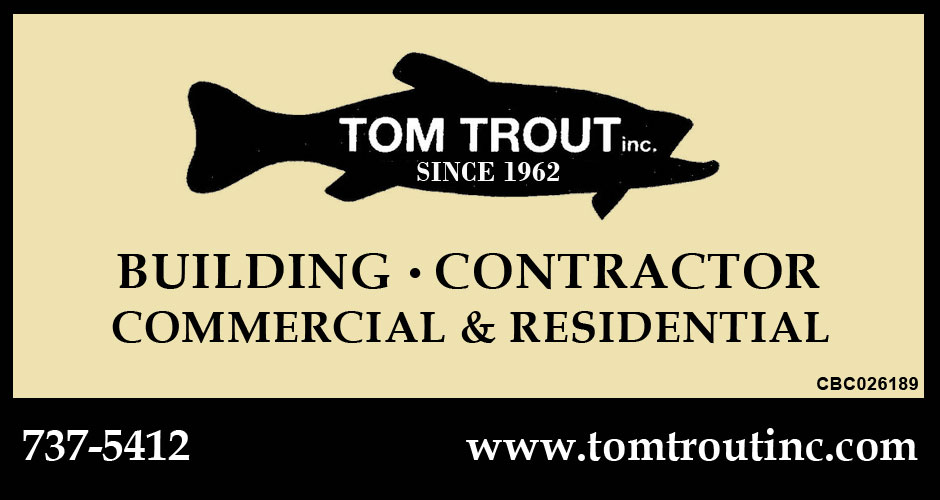 Tom Trout Sign
